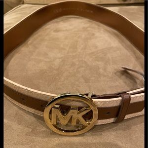 NWT Michael Kors belt.  Size XL
